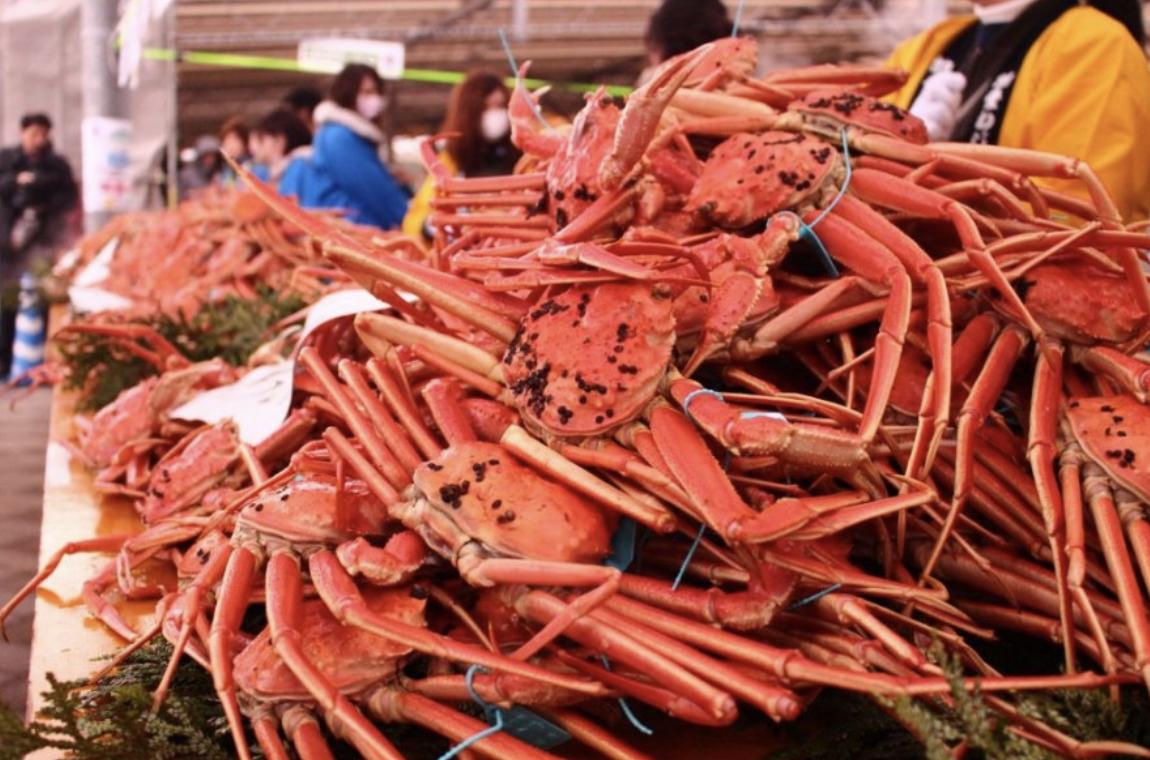 石川の輪島カニ祭り2019の日時はいつ?メニューや値段も調査!