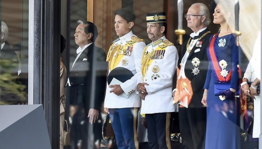 ブルネイ王室兄弟が全員イケメン!家系図やマティーン王子のかっこいい画像も!